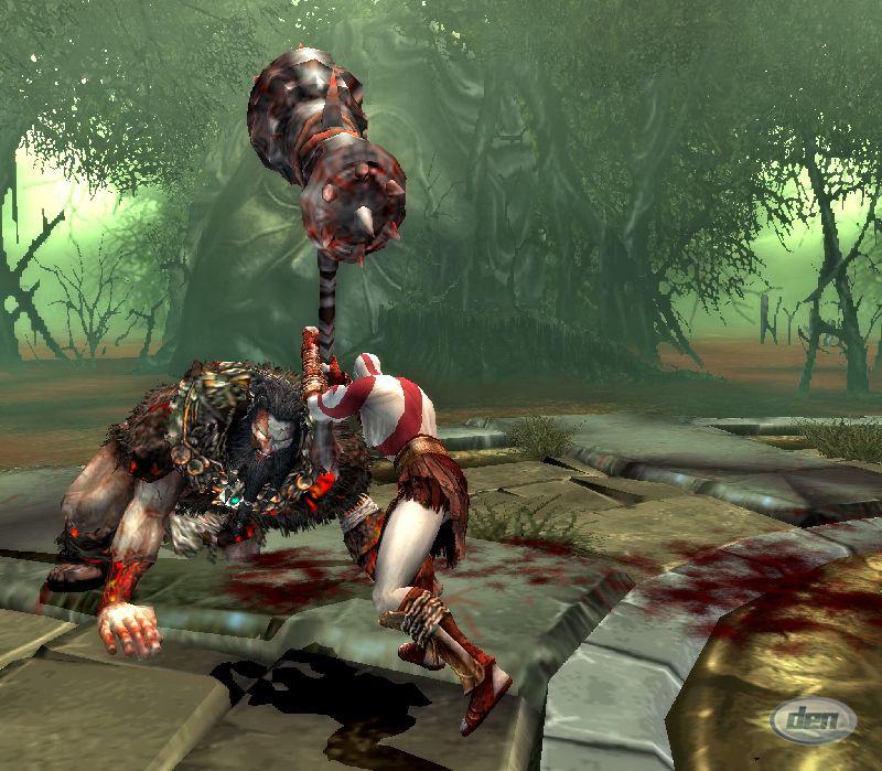 لعبة god of war 1 ps2 iso مضغوطة