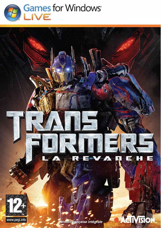 Transformers III Revenge Of The Fallen Pc Repack