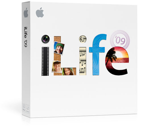 Apple iLife 09 - Retail DVD