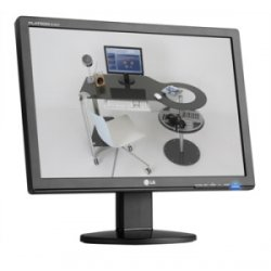 LCD-monitor-LG-22-wide-W2242S-SF