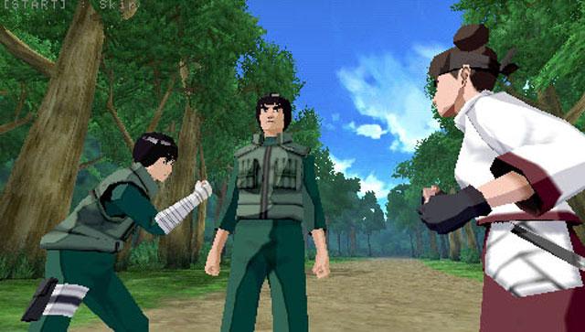 Igrica za PSP, Namco Bandai, Naruto Shippuden: Legends: Akatsuki Rising,
