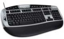 Multimedijalna-tastatura-MICROSOFT-Digital-Media-Pro-Keyboard-FPP-crno-siva