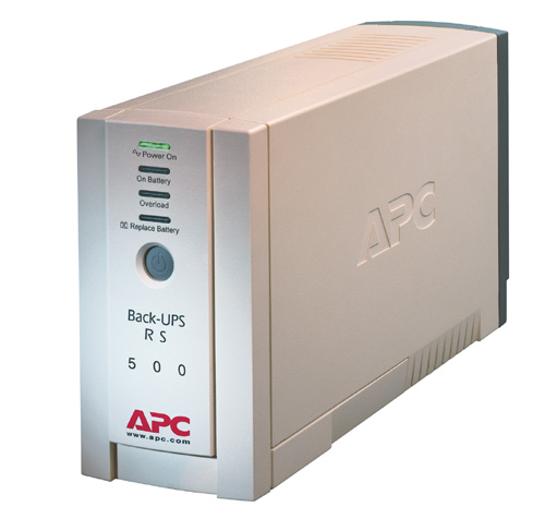 apc back ups cs 500 manual