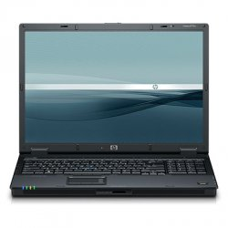 Laptop-HP-8710w-Intel-C2D-T7700-2-4GHz-17-WUXGA-2G-120G-D-RW-BT-WL-FW-NV51-VB-GC124EA