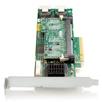 HP Smart Array P410/256 Controller, 462862-B21. RAID ...