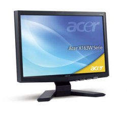 LCD-monitor-ACER-16-Wide-X163Wb