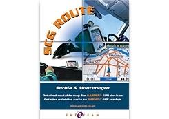 garmin karta srbije Karte za GPS uređaje, rutabilne, nerutabilne, Evropa, Garmin  garmin karta srbije