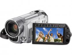 Digitalna-kamera-CANON-FS10-Flash-Memory-8GB-Interna-memorija-SD-SDHC-0-8-Mega-Pixela-45-2000zoom-16-9
