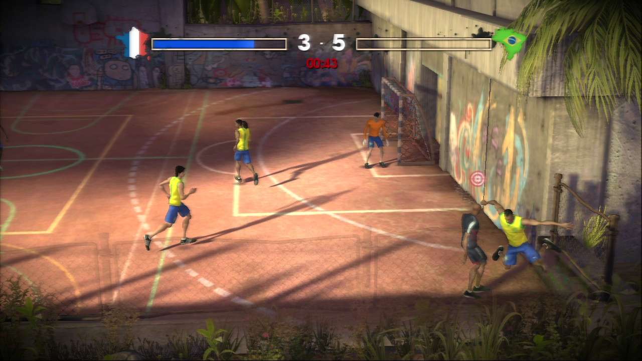 Fifa Street pc game - Download PC Games Free Full Version