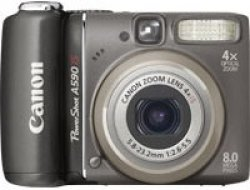 Digitalni-fotoaparat-CANON-PS-A590IS-8-0-Mega-pixela-4xzoom-2-5-LCD-Image-Stabilizer-DIGIC-III