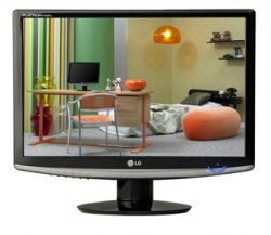 LCD-monitor-LG-19-Wide-W1952S-PF-piano-crne-boje