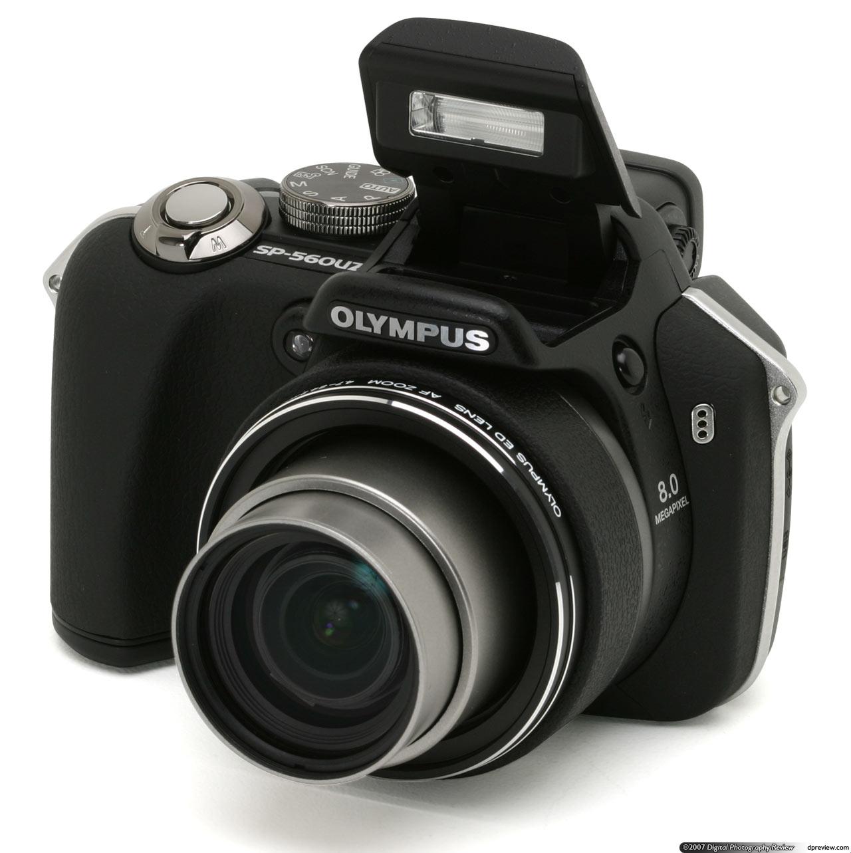 Olympus Sp 560
